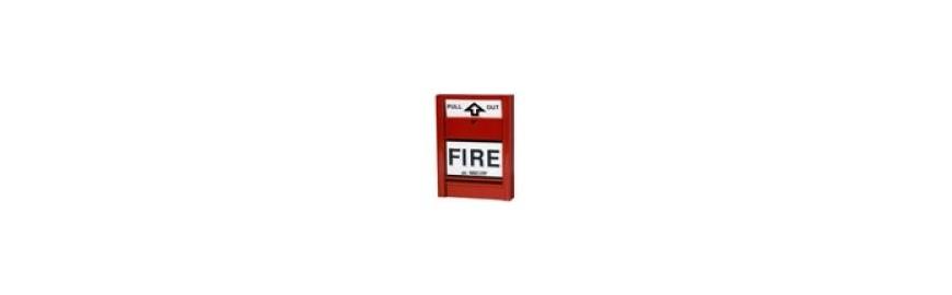 Alarmes d'incendie