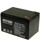 Batterie 12 volts 12 amps